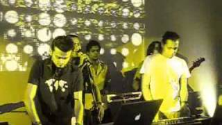 Jalebee Cartel LIVE with Spaceman on VIDEO