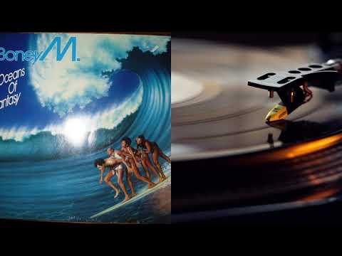 Boney M.– Oceans Of Fantasy (Vinyl, LP, Album) 1979.