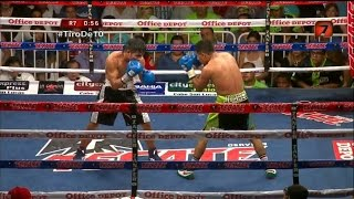 "Cesar Juarez vs Richard ""The Beast"" Pumicpic"