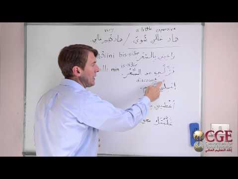 How to Bargain in Arabic (Spoken Arabic)