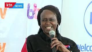 Standard Group partners with different stalk holders to sponsor Education Fair held at KICC