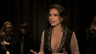 ► subscribe to 5 news: http://bit.ly/5newssub hayley atwell talks news about howards end, which has been re-adapted for a new tv mini-series. she play...
