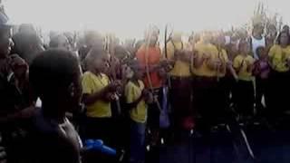 Orquesta de Berimbau Grupo N'zinga ritmo Iúna