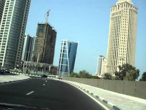 Passeio pela Corniche de Doha, no Catar!