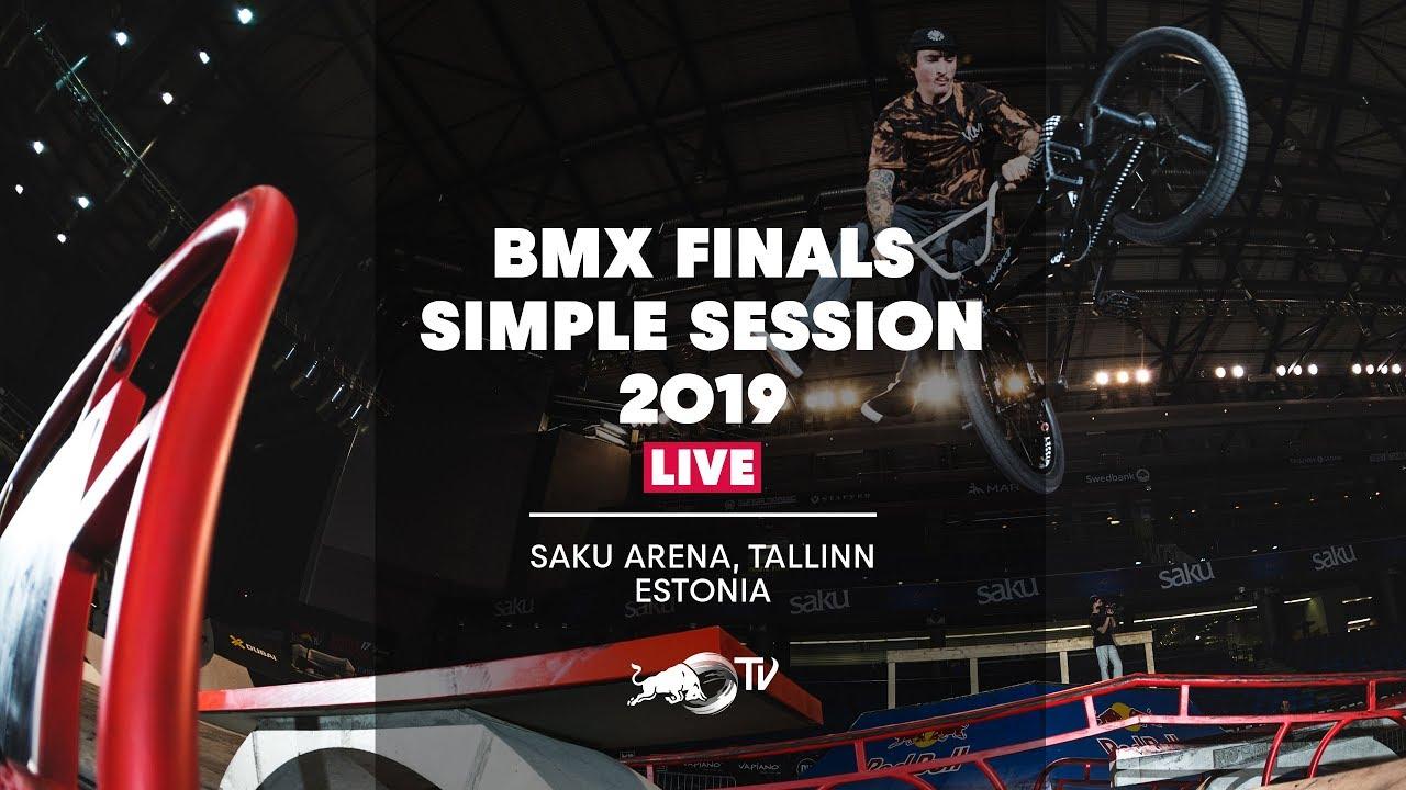 BMX Finals I Simple Session 2019