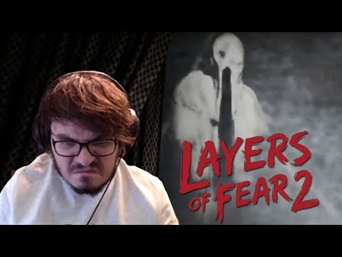 Мэддисон не боится в Layers of Fear 2