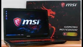 MSI GL72 7REX Core i7-7700HQ 17.3 Inch GeForce GTX 1050 Ti -IOptimal ReviewI-