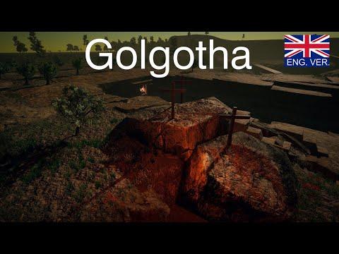 Golgotha And Calvary Evolution