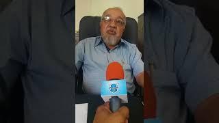 Presidente do Sinttromar , Ronaldo Jose da Silva