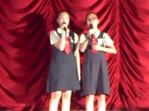2015 Sjk C Tai Thung Graduation Day 14nov Parting Song Youtube