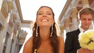 Свадебный клип Ольга и Артём 31 августа 2012 год
