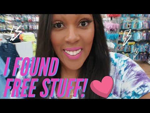 OMG! Walmart Secret Clearance Finds! Free Stuff!