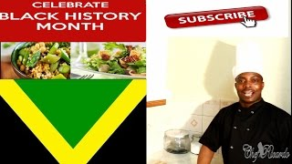 Black History Month-Black History Month Coming Up Soon | Recipes By Chef Ricardo