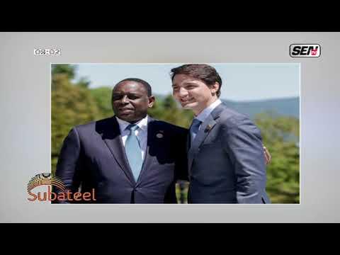 Le Premier Ministre Cacadien supposé