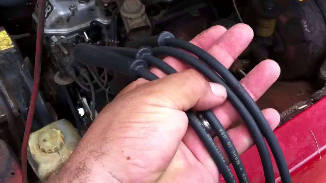 How to Change Spark Plug Wires | AxleAddict How To Replace Plugs And Wires on