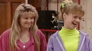 Stephanie Tanner calls Kimmy Gibbler a whore