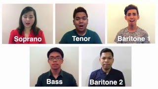 Silent Night Acapella Cover - SoundCloudPH