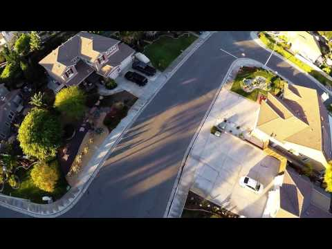 grandview cable cam orbit and mid speed flight 3dr solo