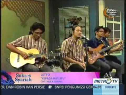 Letto di Sukses Syariah Metro Tv part I