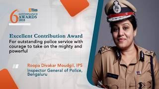 Ms Roopa Divakar Moudgil, IPS