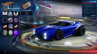 Stream, September 8th 2017 - Lots of Rocket League Snow Day