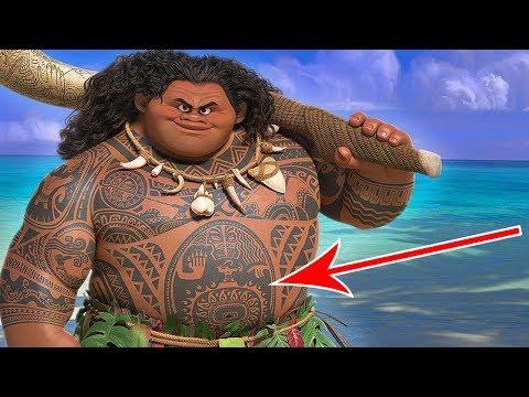 Why Did Maui Look So FAT? - Disney Explained (Jon Solo)