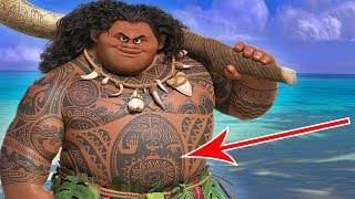 Why Did Maui Look So FAT? - Disney Explained (Jon Solo)