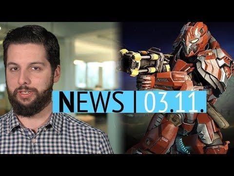 Battle-Royale Tribes aufgetaucht - NIER Automata war PC-exklusiv geplant - News