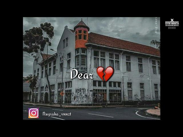 Story Wa Keren Terbaru 2019, HARUSNYA AKU-ARMADA