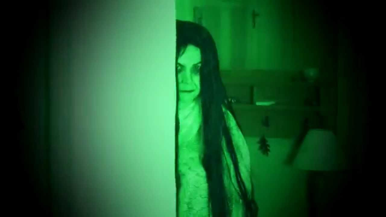 demon ghost caught on tape youtube