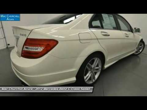 2012 Mercedes-Benz C-Class Fort Worth, Ft. Worth ...