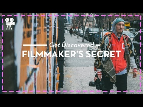 How To Get Discovered As a Filmmaker - Like A Vlog