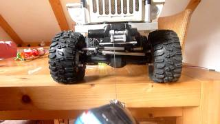 Rc Ural 6x6x6 Mit Bulldog Wireless Seilwinde / Winch