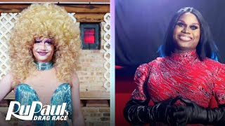 Denali & LaLa Ri Lip Sync For Their Charity! | #DragRace