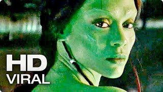 GUARDIANS OF THE GALAXY: Gamora | Deutsch German 2014 Marvel [HD] [Sub]