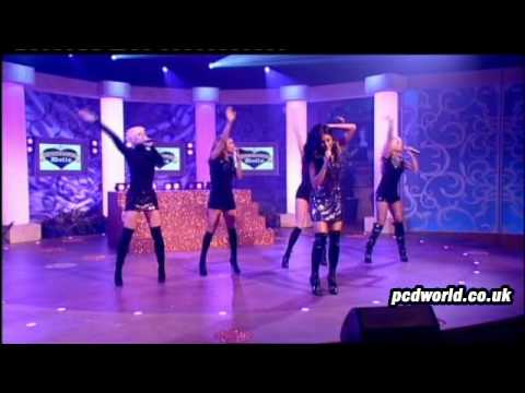 Pussycat Dolls - I Hate This Part (Live @ Paul O'Grady) (18th November 2008)