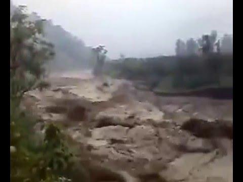 Flood in swat pakistan....