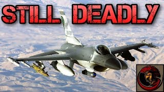The F-16 Fighting Falcon Should Still Be Feared