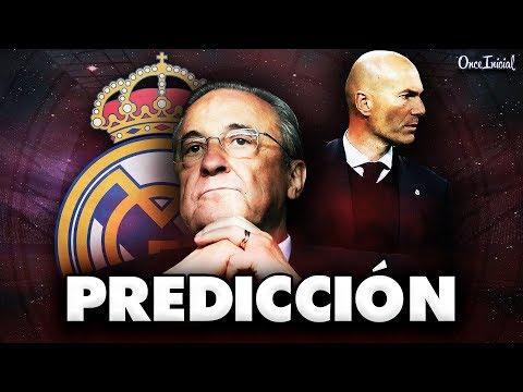 LA IMPACTANTE PREDICCIÓN DE ZIDANE ANTES DE ABANDONAR AL MADRID