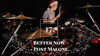 Post Malone - Better Now - Drum Remix - Advent Calendar Door 17 Video