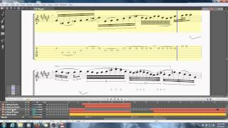 Visions and Dreams Songbook Demo in Guitar Pro