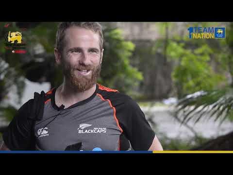 Kane Williamson speaks about his unusual birthday celebration