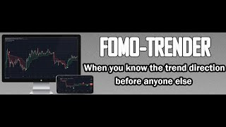 How to use Fomo Trender to trade Bitcoin and Ethereum