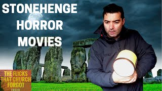 STONEHENGE HORROR MOVIES! Halloween III, Night of the Demon & The Fog (1982, 1957, 1980)