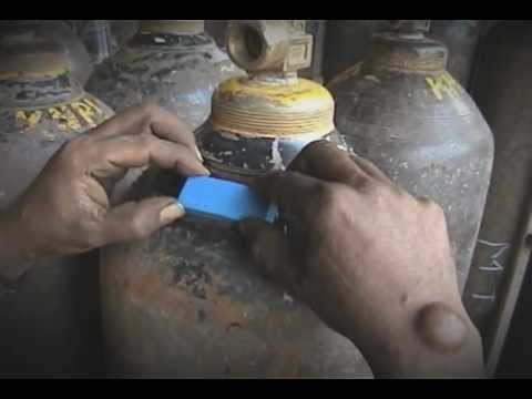 Rfid Based Cylinder Tracking System Youtube