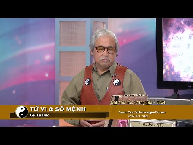 TU VI SO MENH 2020 02 21 PART 1 Gs TRI DUC