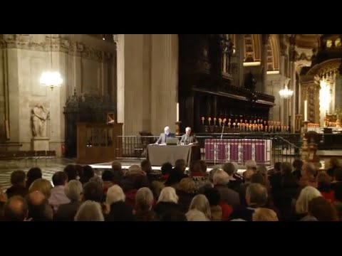 A Good Lent: Archbishop Justin Welby speaks at St Paul's Cathedral