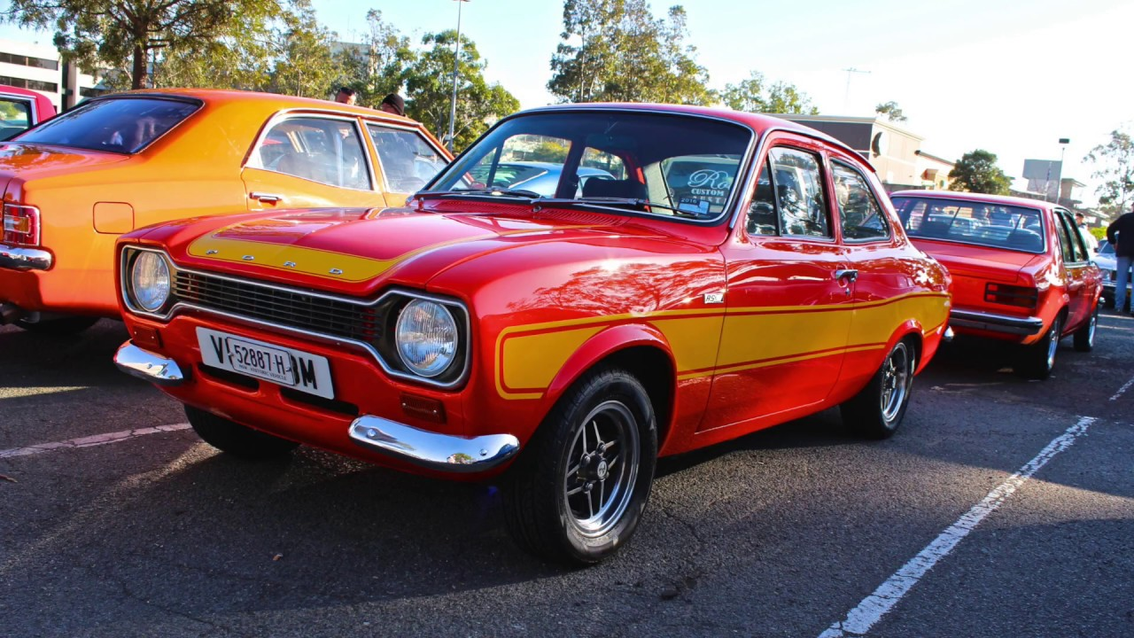 Mk1 Ford Escort Rs2000 Youtube