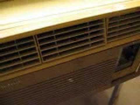 1989 Friedrich Challenger 8 000 Btu Window Air Conditioner