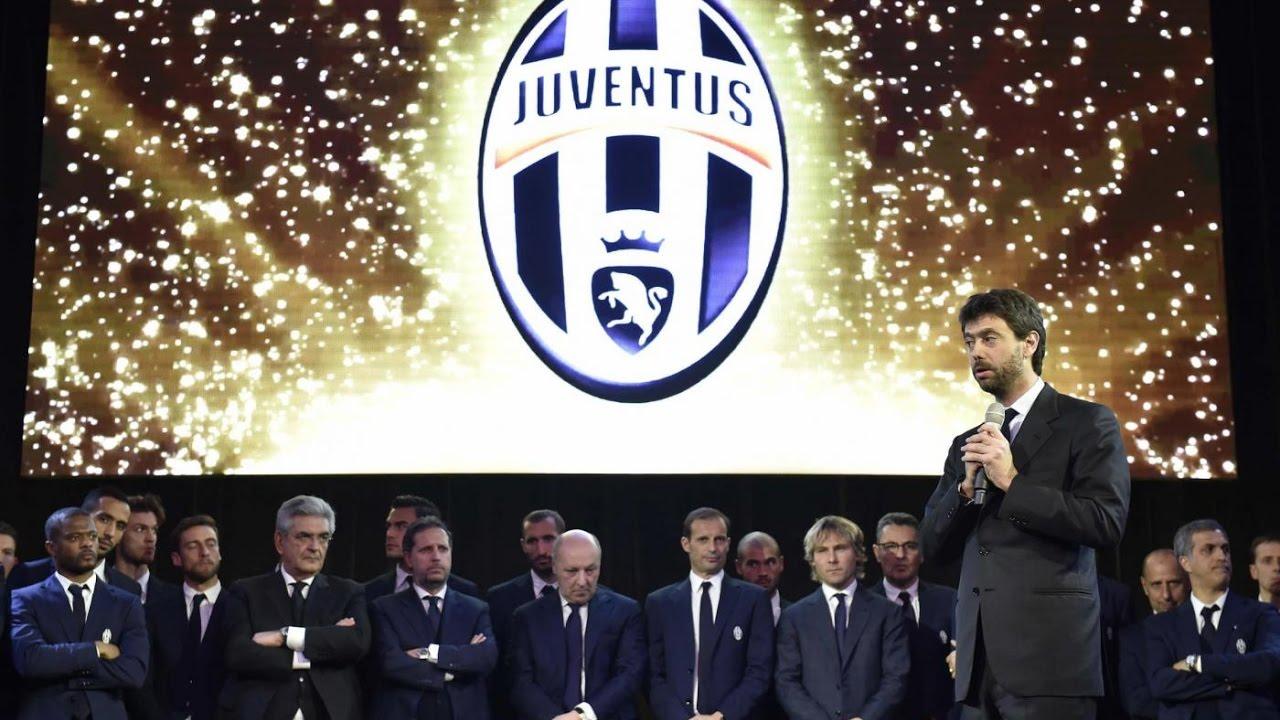 Immagini Natalizie Juve.Juventus Christmas Dinner La Cena Di Natale Della Juventus